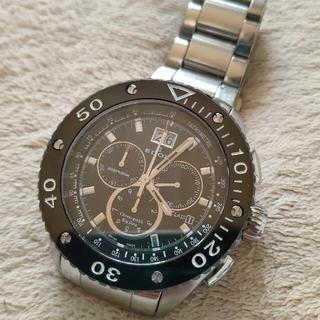 エドックス(EDOX)のEDOX クロノオフショア1 クロノグラフ 腕時計(腕時計(アナログ))
