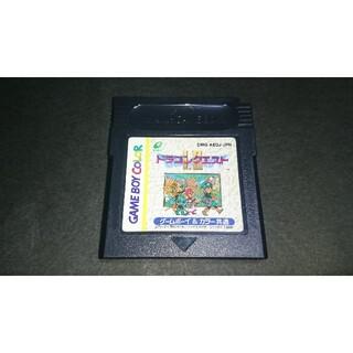 ゲームボーイ(ゲームボーイ)のGBC ゲームボーイ ドラゴンクエスト1・2 / ゲームボーイカラー(携帯用ゲームソフト)