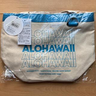 ハレイワ(HALEIWA)のハレイワハッピーマーケット 保冷トートバッグ 新品(トートバッグ)