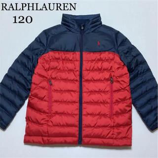 Ralph Lauren - ラルフローレン ダウン ジャケット アウター  ポニー  120