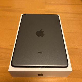Apple - 【中古】iPad mini 5(第5世代)64GB スペースグレー