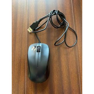 エレコム(ELECOM)の【中古】ELECOM M-K6URBK/RS:マウス:有線:黒色:PC:パソコン(PC周辺機器)