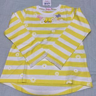 ミキハウス(mikihouse)の新品 タグ付 ミキハウス 120 長袖Tシャツ(Tシャツ/カットソー)