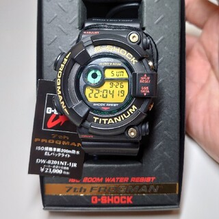 G-SHOCK - DW-8201NT-1JR FROGMAN フロッグマン