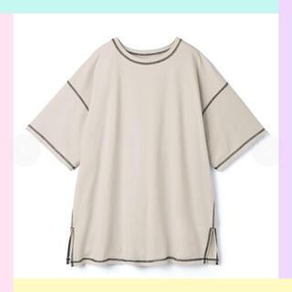 GRL - 配色ステッチTシャツ