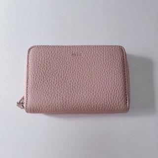 TOMORROWLAND - Vasic Tomorrowland くすみピンク 財布