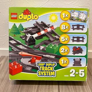 レゴ(Lego)のLEGO 10506  レゴ デュプロ トレインレールセット(知育玩具)