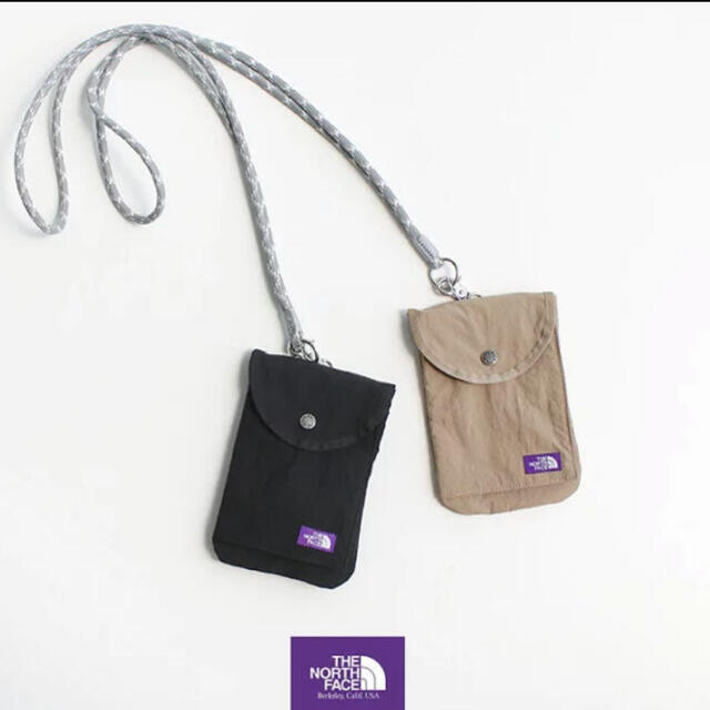 THE NORTH FACE(ザノースフェイス)のノースフェイス North Face*ラウンジユーティリティケース*ベージュ メンズのバッグ(ショルダーバッグ)の商品写真