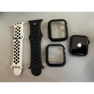 Apple Watch - Apple Watch series 4 40mm GPSモデル 付属品付き
