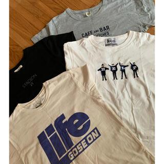 シップス(SHIPS)のTシャツ4枚セット(Tシャツ(半袖/袖なし))