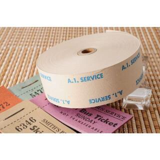 【味紙】◆海外 イギリス ヴィンテージ バス ロールチケット A.1◆(印刷物)