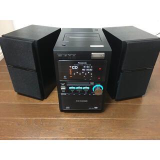 パナソニック(Panasonic)の早い者勝ち!最終値下げ パナソニック コンポ スピーカー SC-PM710SD(スピーカー)