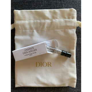 Christian Dior - Dior メゾン ディオール  ジャスミン デ ザンジュ 2mL+ ロゴ巾着