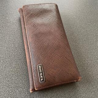 ディーゼル(DIESEL)のディーゼル 長財布 ブラウン 03340 P0517 H6028(長財布)