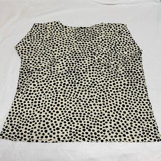 マリメッコ(marimekko)の〆☆お値下しました☆marimekko オーバーTシャツ(Tシャツ(半袖/袖なし))