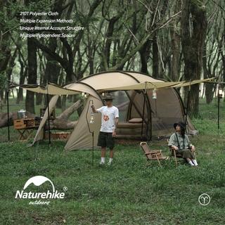 Snow Peak - 【新品・未使用】Naturehike / 2ルームトンネルテント