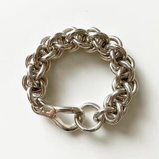 Hermes - HERMES Ring Chain Bracelet ブレスレット