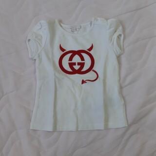 Gucci - 【新品未使用】GUCCI Tシャツ 12month