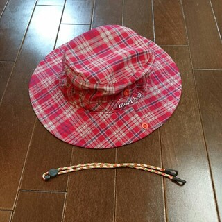 mont bell - モンベル キッズ帽子 フリーサイズ