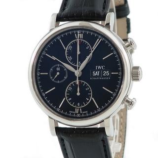 インターナショナルウォッチカンパニー(IWC)のIWC  ポートフィノ クロノグラフ IW391002 自動巻き メンズ(腕時計(アナログ))
