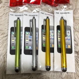 タッチペン3本(その他)