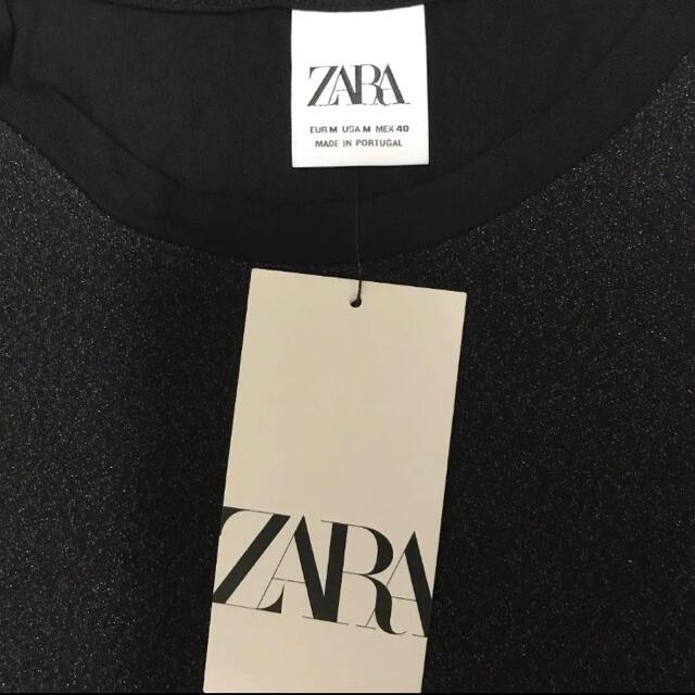 ZARA(ザラ)の送料無料 新品 ZARA メンズ 半袖Tシャツ M(USAサイズ) メンズのトップス(Tシャツ/カットソー(半袖/袖なし))の商品写真