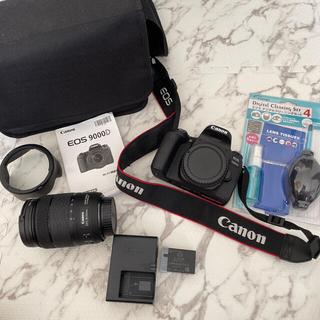Canon EOS 9000D 本体 レンズ