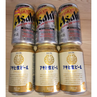 アサヒ(アサヒ)のアサヒビール 生ジョッキ缶 マルエフお試しセット(ビール)
