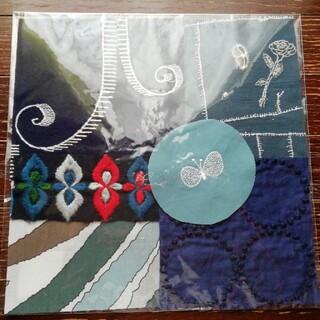 mina perhonen - ⭐ミナペルホネン ほぼほぼ刺繍のハギレセット ネイビー系 送料込み❕