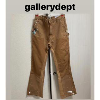 GALLERYDEPT ギャラリーデプト フレアパンツ W32 vintage