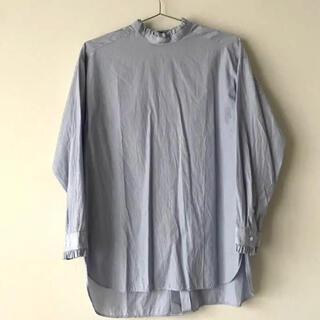ユナイテッドアローズ(UNITED ARROWS)のスタンドネックシャツ(シャツ/ブラウス(長袖/七分))