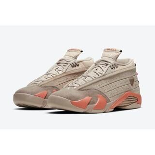 ナイキ(NIKE)のClot × Nike Air Jordan 14 Retro Low 28cm(スニーカー)