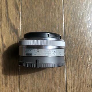 SONY - 美品ソニー単焦点レンズ E 16mm F2.8 Eマウント用 SEL16F28