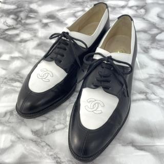 シャネル(CHANEL)のシャネル  オックスフォードシューズ 靴(その他)