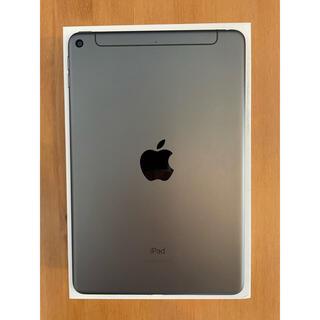 iPad - iPad mini5 wifi+Cellular 256GB スペースグレイ
