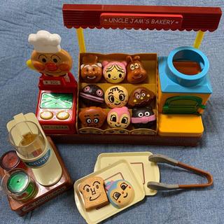 アンパンマン(アンパンマン)のアンパンマン ジャムおじさんのパン工場(知育玩具)