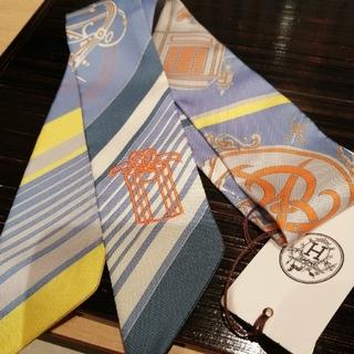エルメス(Hermes)のエルメス ツイリー 新作 ステッカーツイリーの(バンダナ/スカーフ)