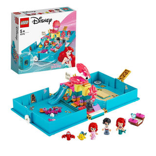 レゴ(Lego)のLEGOプリンセスブックシリーズ アリエル(知育玩具)