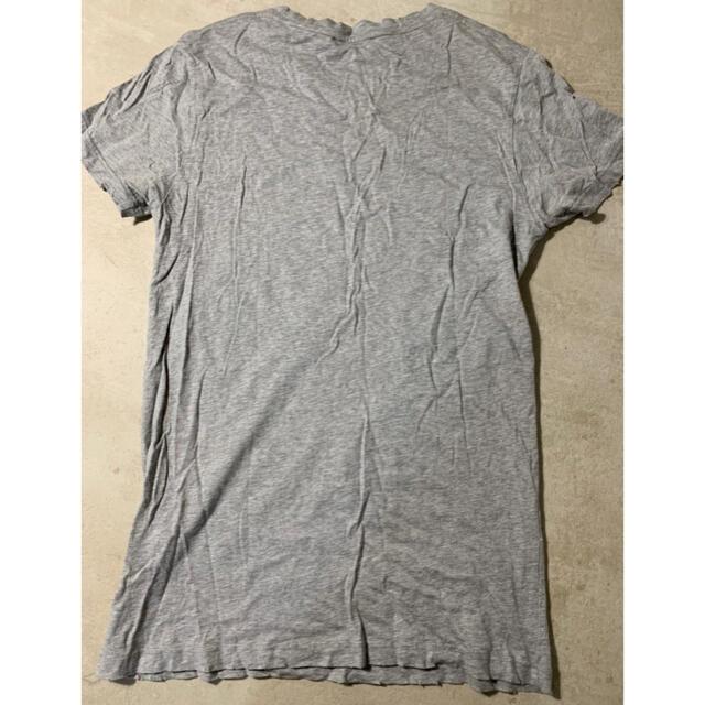 BALMAIN(バルマン)のBALMAIN 半袖 ダメージ加工Tシャツ メンズのトップス(Tシャツ/カットソー(半袖/袖なし))の商品写真