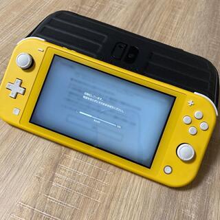 Nintendo Switch - SwitchLight yellow