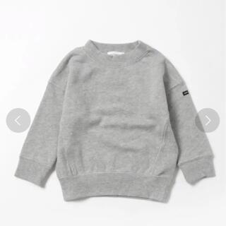 フィス(FITH)のquoti use fith  モックネックスウェット トレーナー(Tシャツ/カットソー)