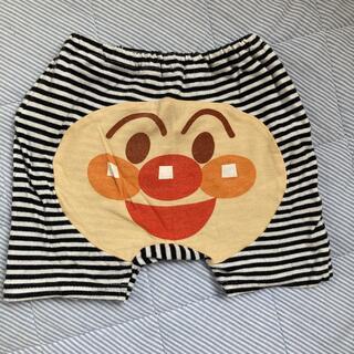 バンダイ(BANDAI)のアンパンマン ショーパン 短パン 80 ボーダー 保育園(パンツ)