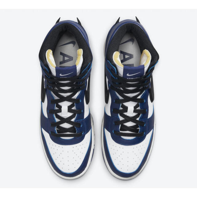 NIKE(ナイキ)のUS9 27 AMBUSH NIKE DUNK HIGH DEEP ROYAL メンズの靴/シューズ(スニーカー)の商品写真