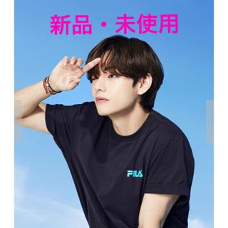 フィラ(FILA)のearth music&ecology FILA BTS着用モデルTシャツ テテ(Tシャツ(半袖/袖なし))