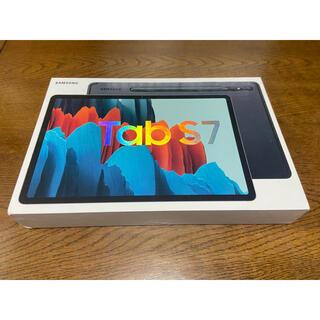 SAMSUNG - 【新品・未使用】Galaxy Tab S7 128GB WIFI ブラック