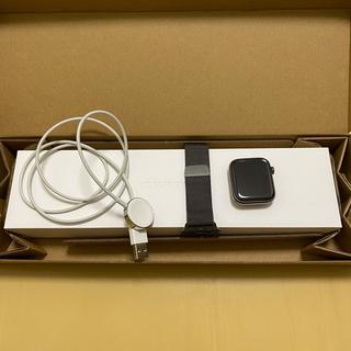Apple Watch - Apple Watch 6 44mm ステンレス