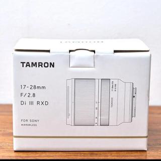 TAMRON - TAMRON 17-28F2.8DI III RXD (A046SE)
