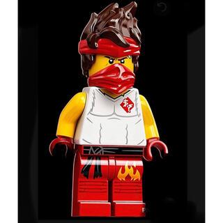 レゴ(Lego)のレゴ(LEGO) ニンジャゴー  71730 より カイ(知育玩具)