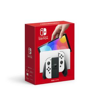 Nintendo Switch - 【送料無料】Nintendo Switch(有機ELモデル)