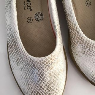 アルコペディコ(ARCOPEDICO)のレディース 靴 アルコペディコ 白(ハイヒール/パンプス)